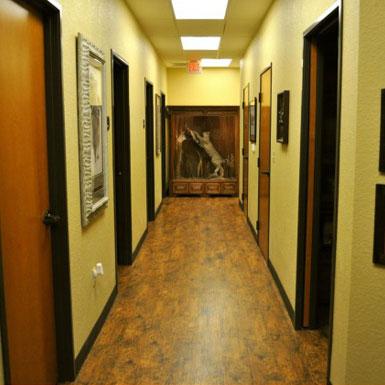 Stewart Family Orthodontics - Interior Hall